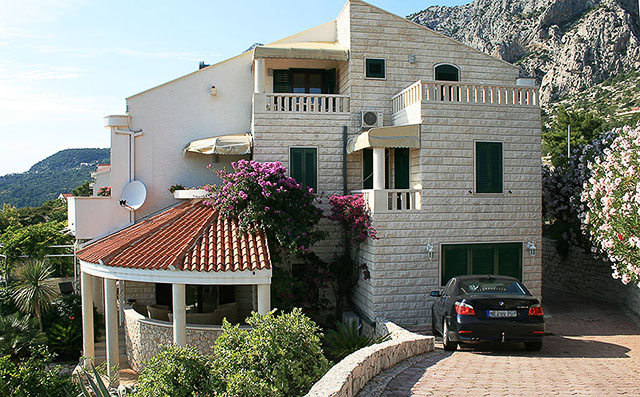 Apartments at the Makarska Riviera